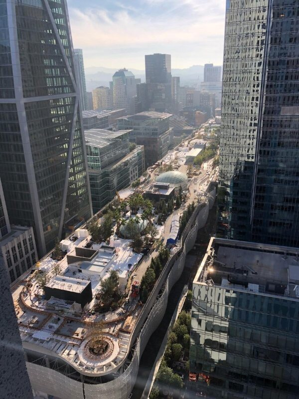 Transbay Terminal Photo Nov 2017